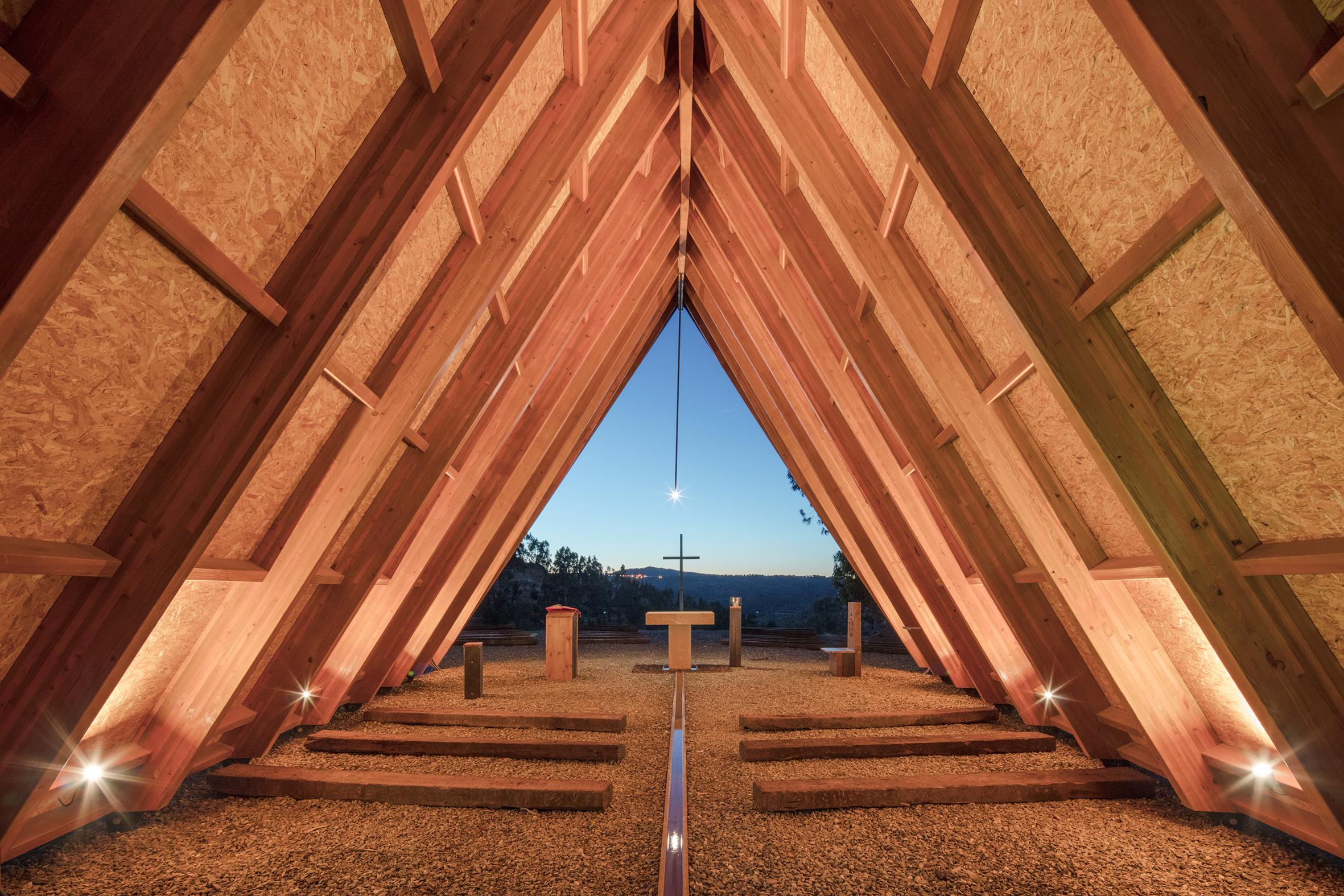 Capela em Idanha recebe prémio internacional Architizer A+Awards